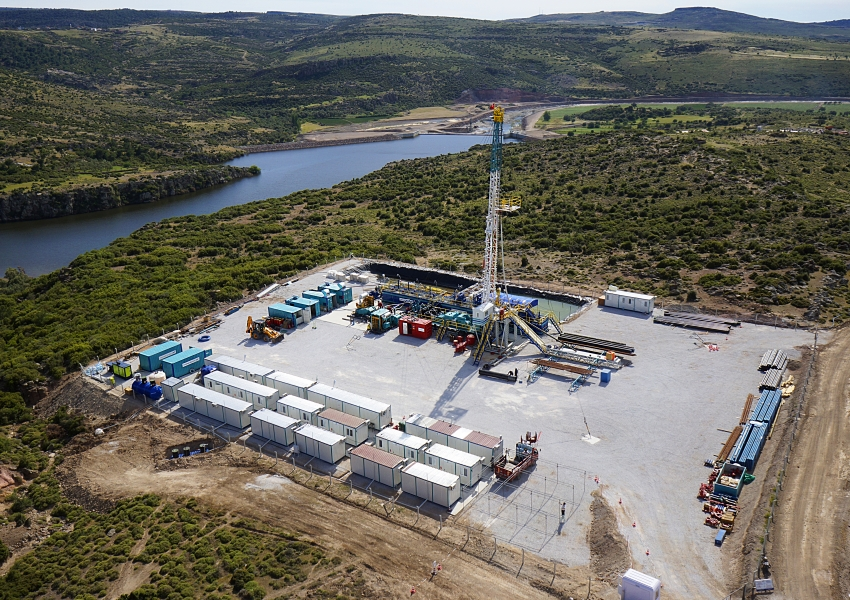 Transmark Turkey drilling rig